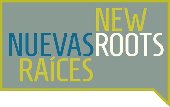 New Roots Navigation Logo